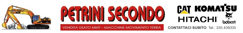 PETRINI SECONDO - vendita USATO MMT Macchine Movimento Terra